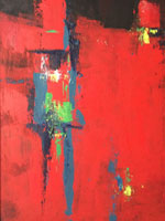 Abstract Paintings Gallery