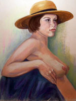 Nude Paintings Gallery
